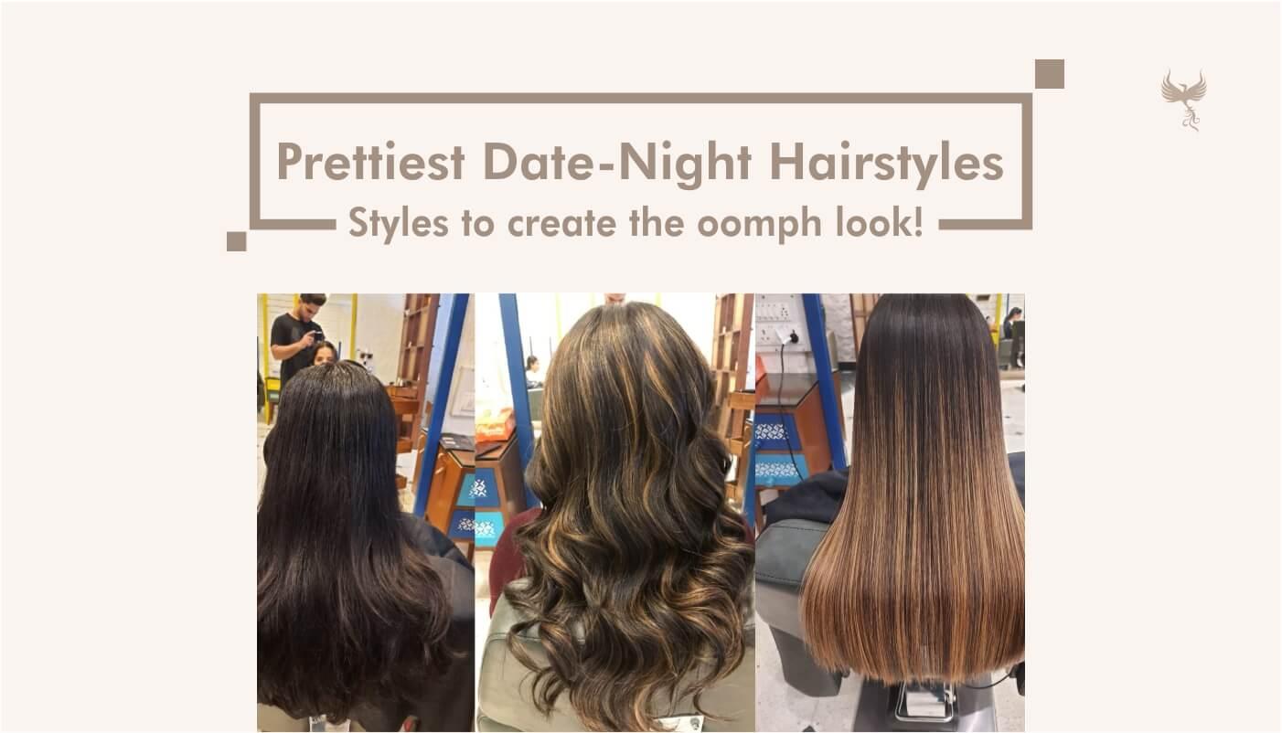 Prettiest Date-Night Hairstyles Boho Salon